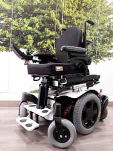 Silla de ruedas electrica infantil adaptada